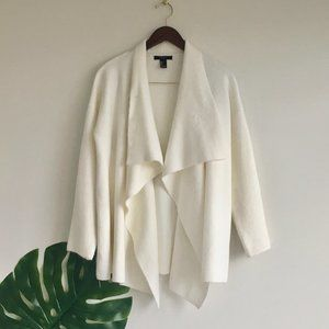 Forever 21 Sweater Wrap Jacket